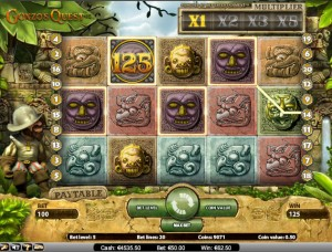 gonzo quest high stakes slot